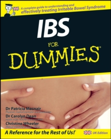 IBS For Dummies, Paperback Book