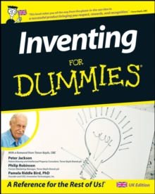 Inventing For Dummies (R), Paperback / softback Book