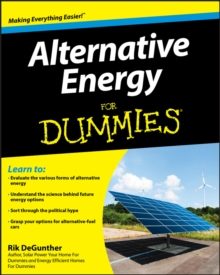 Alternative Energy For Dummies, EPUB eBook