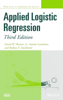Applied Logistic Regression, Hardback Book