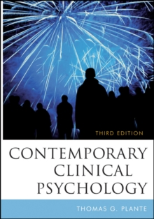 Contemporary Clinical Psychology, Hardback Book