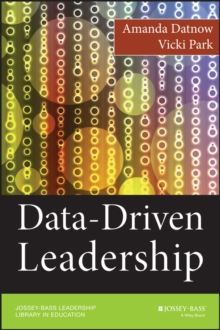 Data-Driven Leadership, Paperback Book