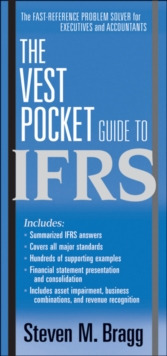 The Vest Pocket Guide to IFRS, Paperback / softback Book