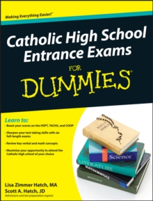 Catholic High School Entrance Exams For Dummies, PDF eBook
