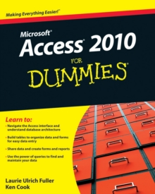 Access 2010 For Dummies, EPUB eBook