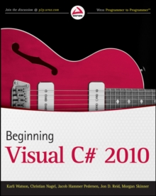 Beginning Visual C# 2010, PDF eBook