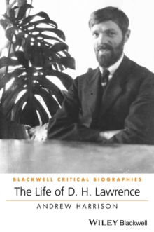 The Life of D. H. Lawrence, Hardback Book