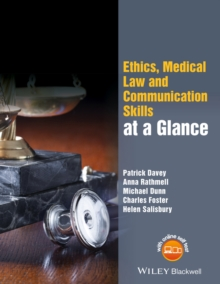 Medical Ethics, Law and Communication at a Glance, Paperback Book