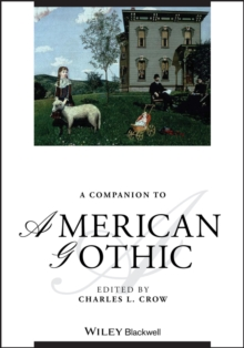 A Companion to American Gothic, Hardback Book