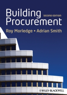 Building Procurement, Paperback / softback Book