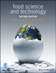Food Science and Technology, Hardback Book