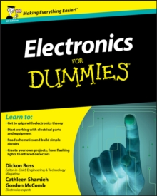 Electronics For Dummies, Paperback Book
