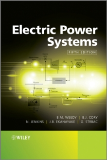 Electric Power Systems, Hardback Book