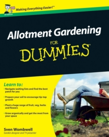 Allotment Gardening For Dummies, Paperback / softback Book