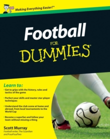 Football For Dummies, Paperback Book