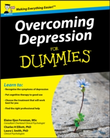 Overcoming Depression for Dummies UK Edition, Paperback Book
