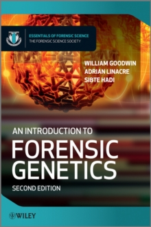 An Introduction to Forensic Genetics, Paperback / softback Book