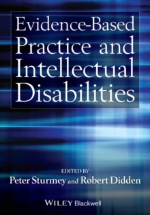 Evidence-Based Practice and Intellectual Disabilities, Paperback Book