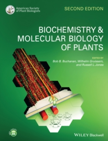 Biochemistry and Molecular Biology of Plants, Paperback / softback Book