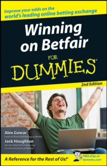 Winning on Betfair For Dummies, Paperback Book