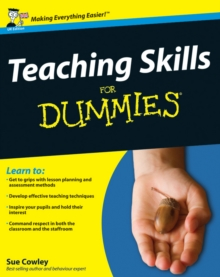Teaching Skills For Dummies, Paperback Book
