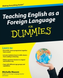 Teaching English as a Foreign Language For Dummies, Paperback / softback Book