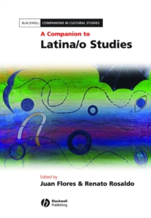 A Companion to Latina/o Studies, PDF eBook