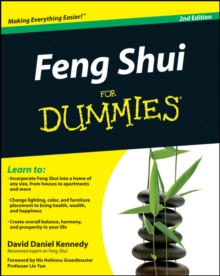 Feng Shui for Dummies, 2nd Edition, Paperback Book