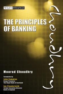 The Principles of Banking, Hardback Book