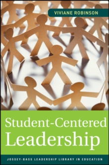 Student-Centered Leadership, Paperback / softback Book