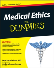 Medical Ethics For Dummies, Paperback / softback Book