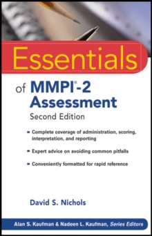 Essentials of Mmpi-2 Assessment, Second Edition, Paperback Book