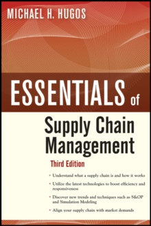 Essentials of Supply Chain Management, Third Edition, Paperback Book