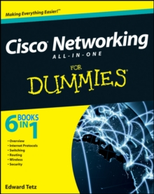 Cisco Networking All-In-One for Dummies (R), Paperback Book