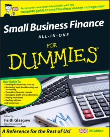 Small Business Finance All-in-One For Dummies, Paperback Book