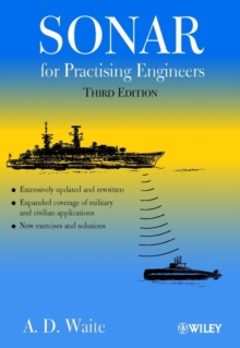 Sonar for Practising Engineers, Paperback / softback Book