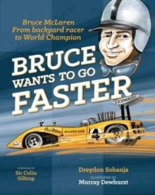 Bruce Wants to Go Faster : UK Edition, Hardback Book