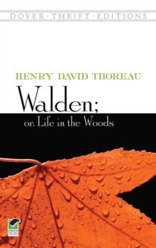 Walden; Or, Life in the Woods, EPUB eBook
