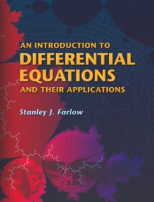 An Introduction to Differential Equations and Their Applications, EPUB eBook