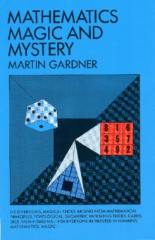 Mathematics, Magic and Mystery, Paperback Book