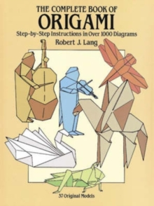 The Complete Book of Origami, Paperback / softback Book