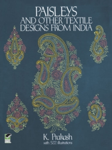 Paisleys and Other Textile Designs from India, EPUB eBook