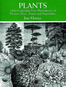 Plants : 2400 Designs, Paperback / softback Book