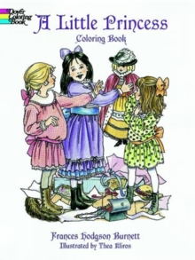 A Little Princess Coloring Book, Paperback / softback Book
