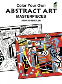 Colour Your Own Abstract Art, Paperback / softback Book