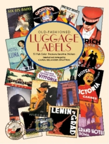 Old-fashioned Luggage Labels, Other book format Book
