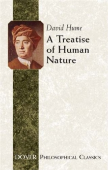 A Treatise of Human Nature, Paperback Book