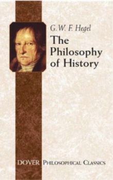 The Philosophy of History, Paperback / softback Book
