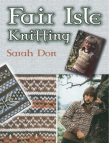 Fair Isle Knitting, Paperback Book