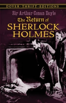 The Return of Sherlock Holmes, Paperback Book